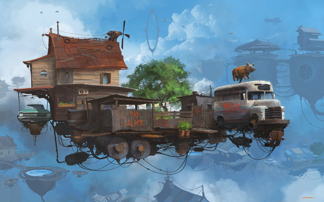 Alejandro Burdisio on Markus Walter's art blog