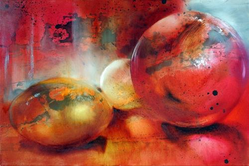 Annette Schmucker on Markus Walter's art blog