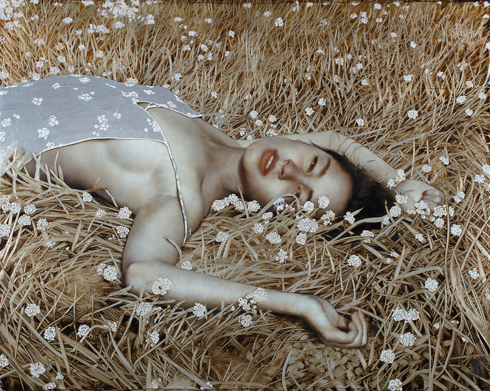 Brad Kunkle on Markus Walter's art blog