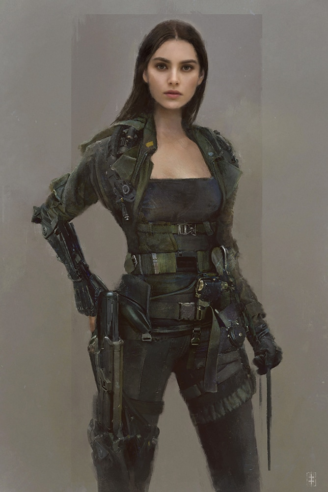 Eve Ventrue on Markus Walter's blog