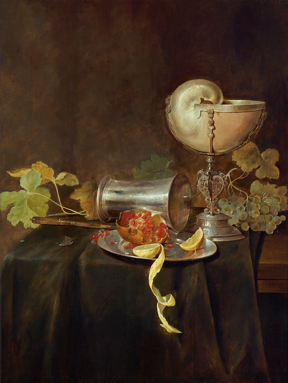 Jan Davidsz de Heem on Markus Walter's art blog