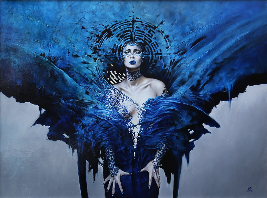 Karol Bak on Markus Walter's art blog