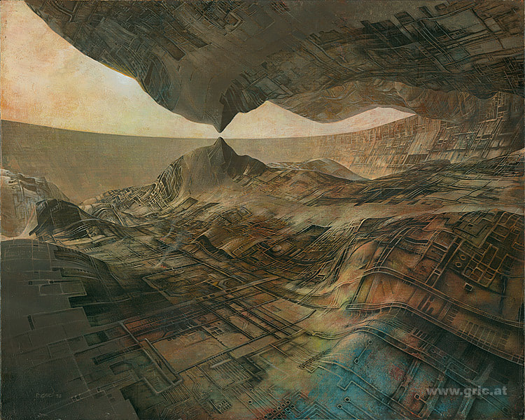 Peter Gric on Markus Walter's art blog
