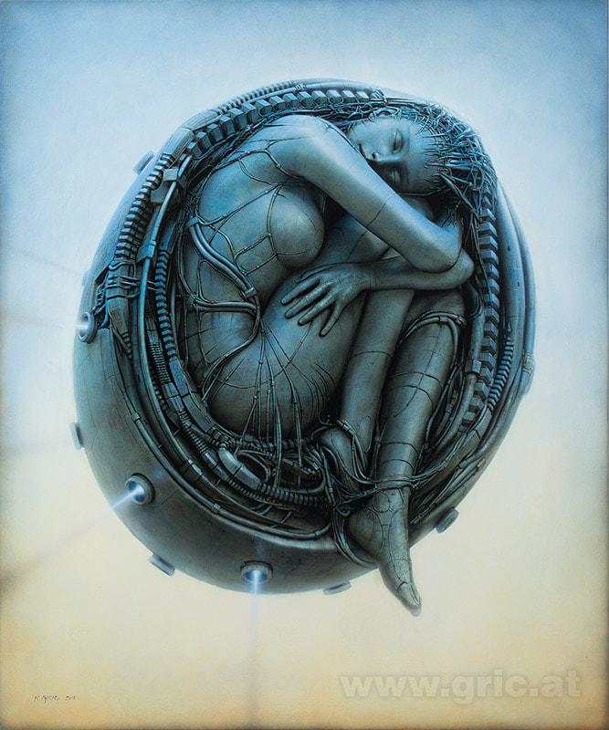 Peter Gric on Markus Walter's art blogPicture