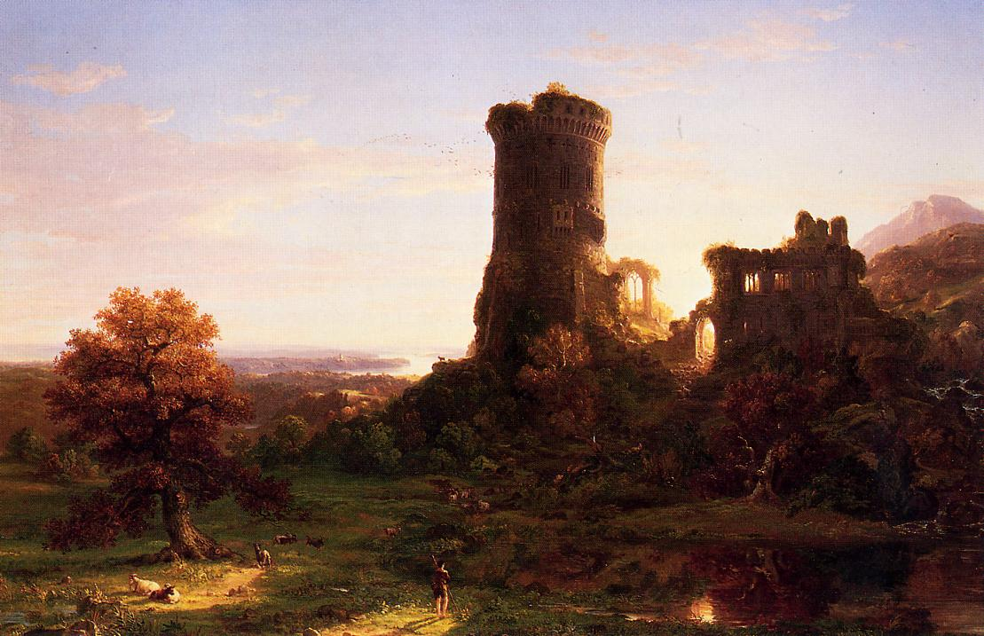 Thomas Cole on Markus Walter's art blog